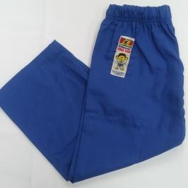 Calça  Azul para Judô kids