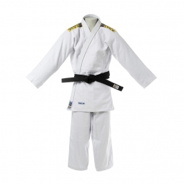 Kimono Judô Shihan Grand Slam Branco Infantil