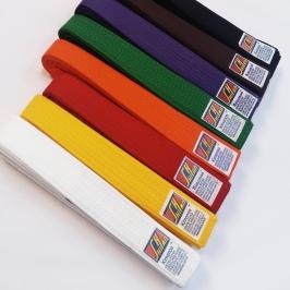 Faixa  Karatê Infantil todas as cores